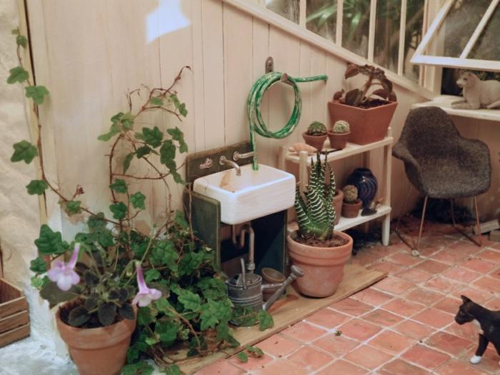 29 Praktische Gartenideen Mit Bodenfliesen Fliesen Im Vorgarten