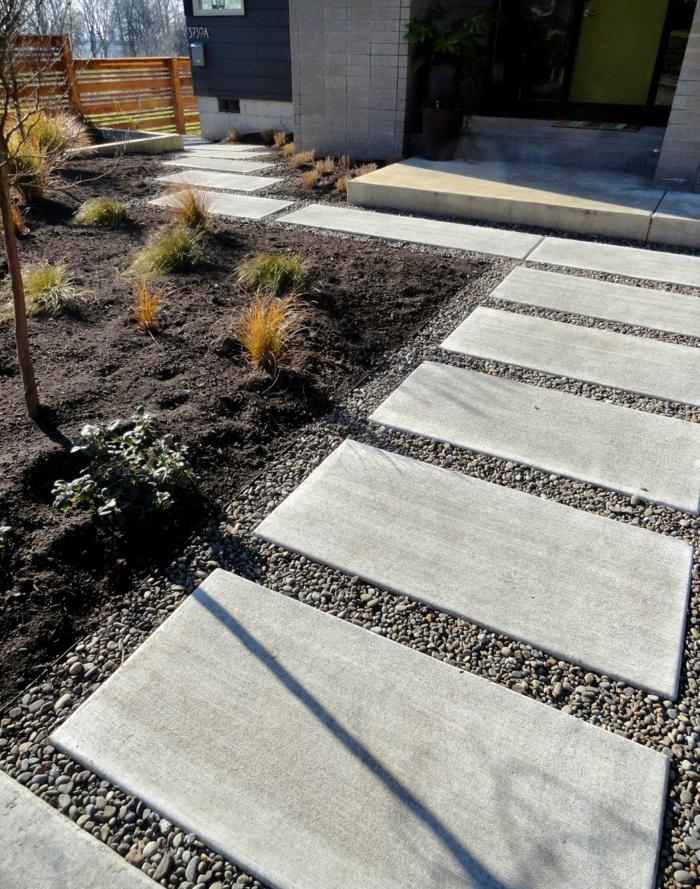 111 Gartenwege Gestalten Beispiele 7 Tolle Materialien