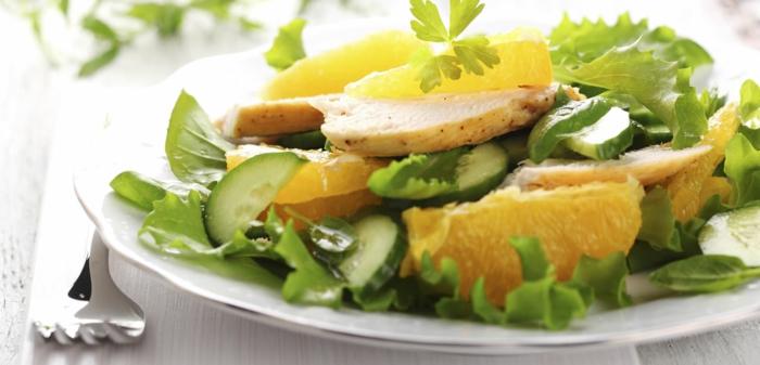 gesundes essen ausgewogenes menue leichte kost