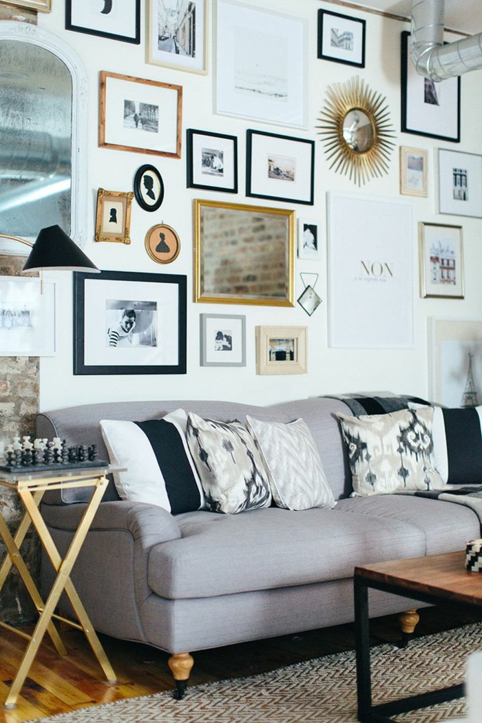 ▷ 1001+ sofa grau - beispiele, warum sie ein sofa genau...