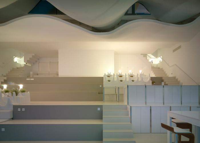 haus am meer kaufen modernes innendesign weiß minimalistisch