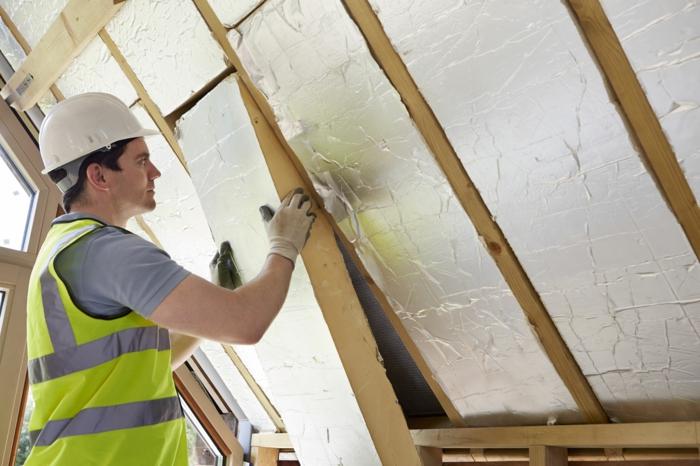 haus renovieren dachbodenisolation