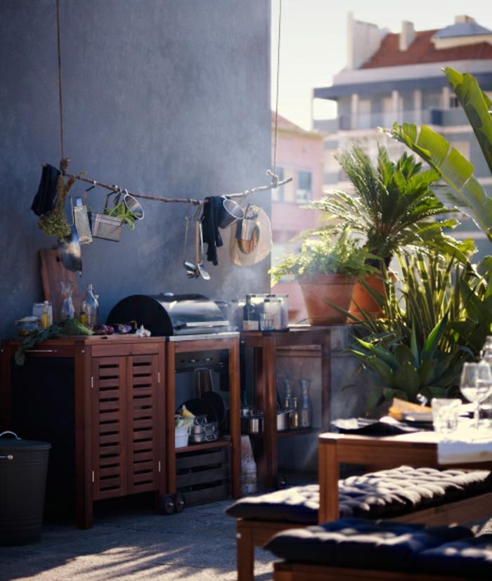 Ikea Gartenmöbel - 22 stilvolle Ideen für Ihren Außenbereich