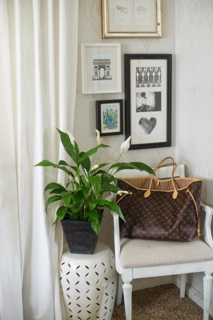 Dekorieren Gemütlich  Mit Zimmerpflanzen das Zuhause dekorieren