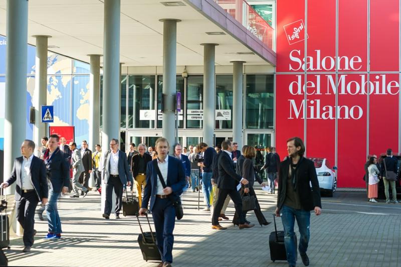 isaloni Messe Mailand Salone del Mobile 2016