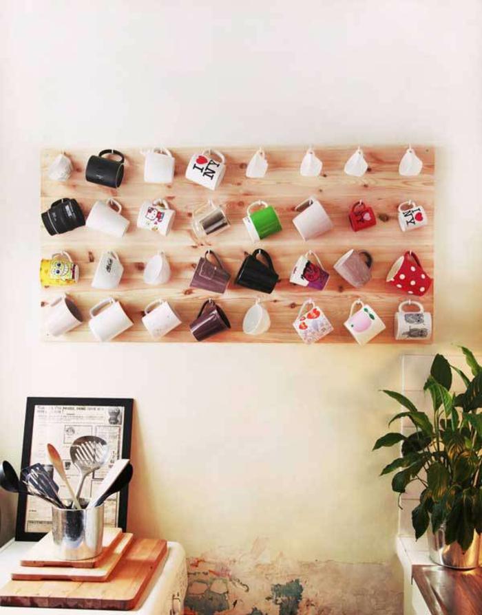 kücheneinrichtungen möbel aus europaletten klein holzbrett