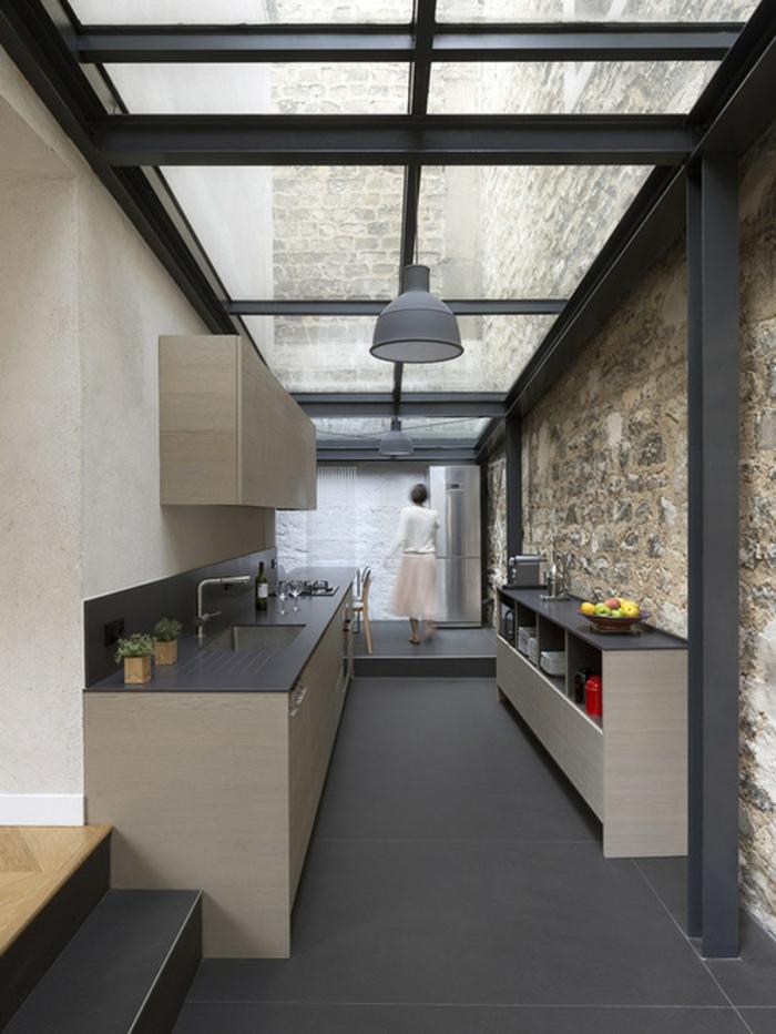 Wohnideen K Che W Nde 40 kühlschränke vielfalt an designs für eine spektakuläre kücheneinrichtung