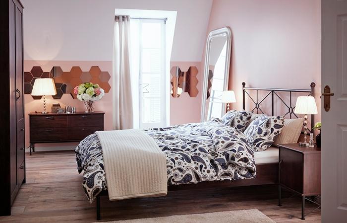 Ikea Drawers Under Bed Storage ~ Gardinen schlafzimmer gestalten ~ Kleines schlafzimmer gestalten