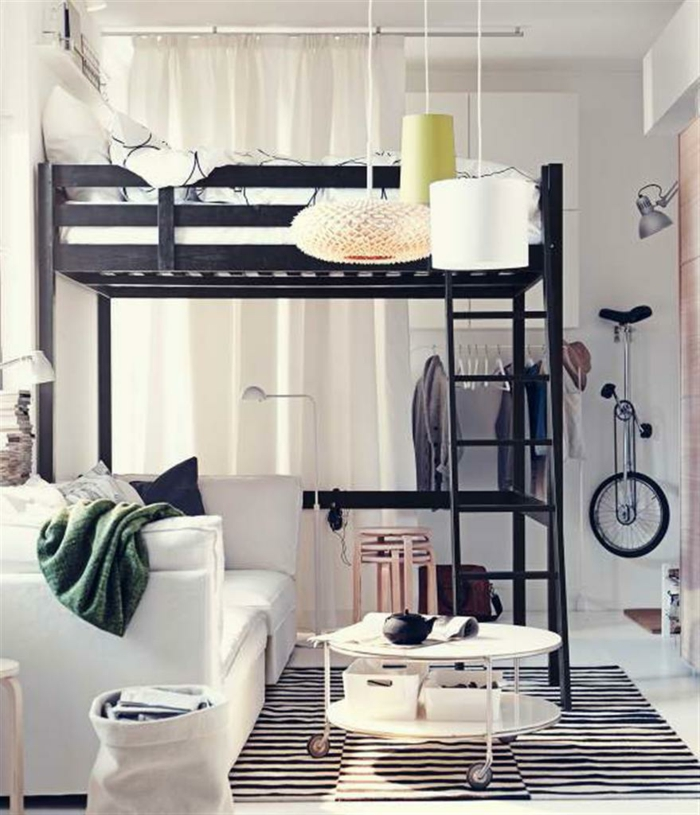 schlafzimmer gestalten anhand von 29 beschaulichen ikea