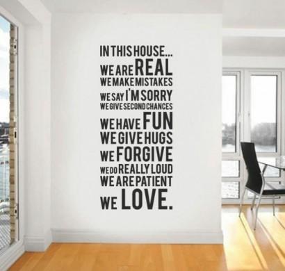 23 kreative wandgestaltung ideen fr das gstezimmer - Wanddesign Ideen