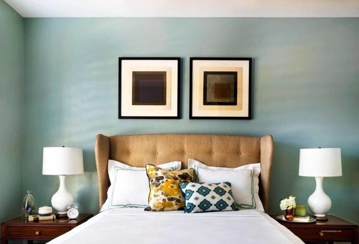 kreative wandgestaltung mit farbe wanddesign ideen steinptik mehr - Kreative Wandgestaltung Mit Farbe