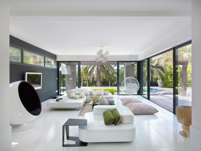 modern einrichten 60 ideen wie man die philosophie. Black Bedroom Furniture Sets. Home Design Ideas