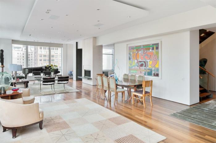 modern einrichten wohnbereich essbereich teppiche