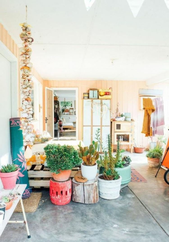 moderne Terrassengestaltung Bilder Balkonmöbel Balkonpflanzen Palettenmöbel