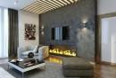 moderne-feuerstellen-wohnzimmer-grauer-teppich-schicke-möbel-coole-zimmerdecke