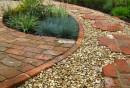 moderne-gartengestaltung-mit-stein-garten-gestalten-vorgarten-gestalten-mit-steinen-gartenideen-für-kleingarten