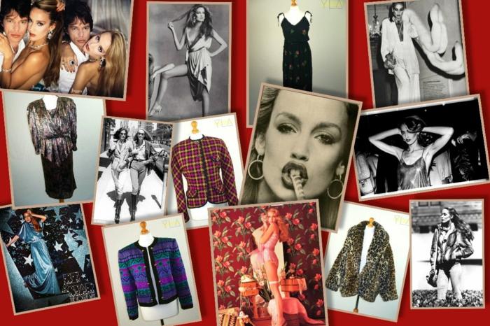 fashion damenmode modetendenzen vintage