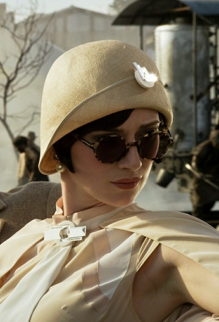 modetrends fashion filme great gatsby frau retro damenmode