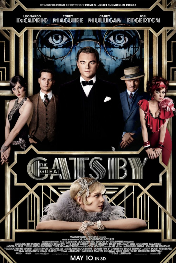 modetrends fashion filme great gatsby modetendenzen retro