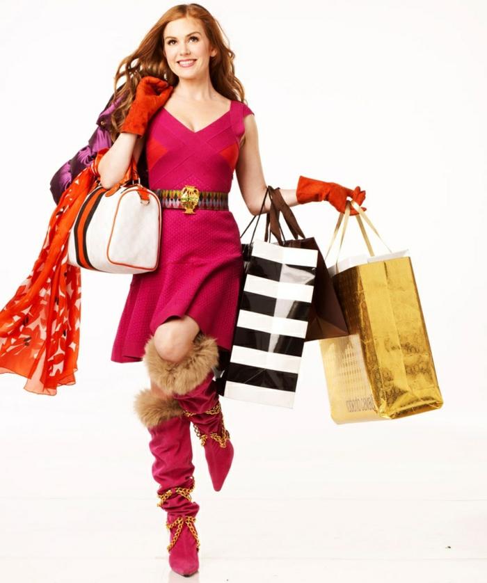 modetrends fashion filme shopaholic schnäppchenjägerin modetendenzen