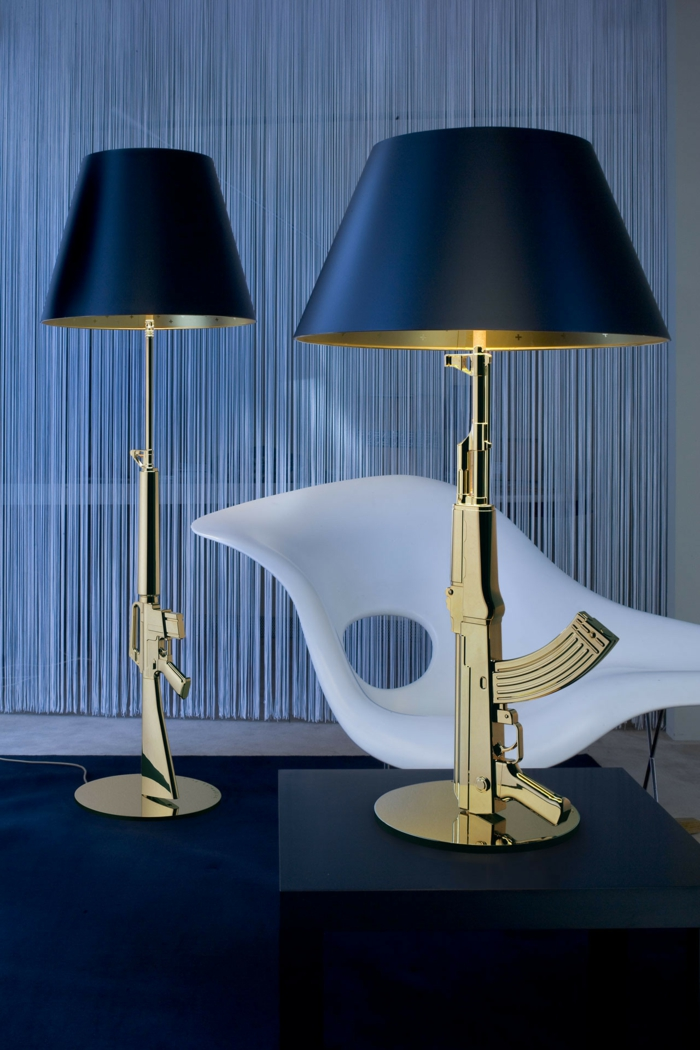 lampen und leuchten von philippe starck design er der gegenwart. Black Bedroom Furniture Sets. Home Design Ideas