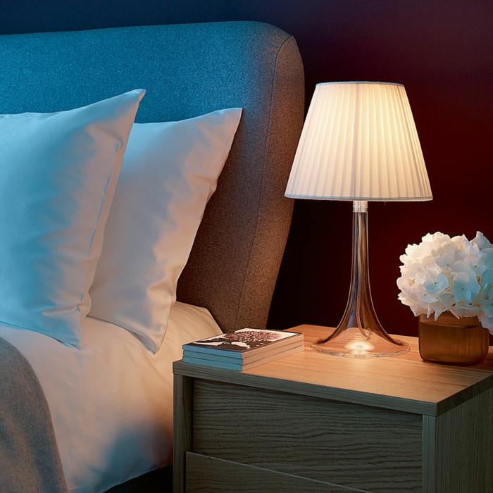 philippe Starck Lampen und Leuchten Flos MissK schlafzimmer