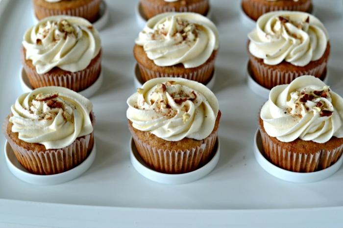 rezepte cupcakes französische mini kuchen ideen