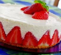 3 tolle Rezepte mit Erdbeeren