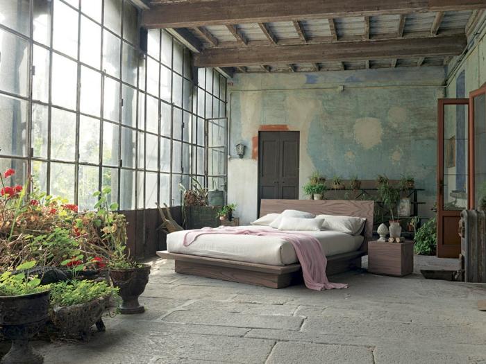 wohnideen schlafzimmer rustikal ~ ihre wohnideen