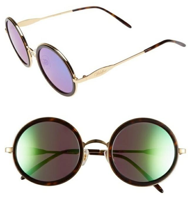 sonnenbrillen-braune-fassung-rundes-gestell-sternzeichen-zwillinge