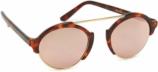 sonnenbrillen-rot-modern-stier-braune-fassung-brillengestell