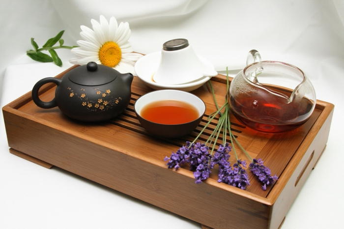 tee zubereiten tee trinken gesund gesunde getränke