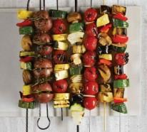 Vegetarische Grillrezepte – 4 Ideen für ein köstliches und gesundes Grillvergnügen