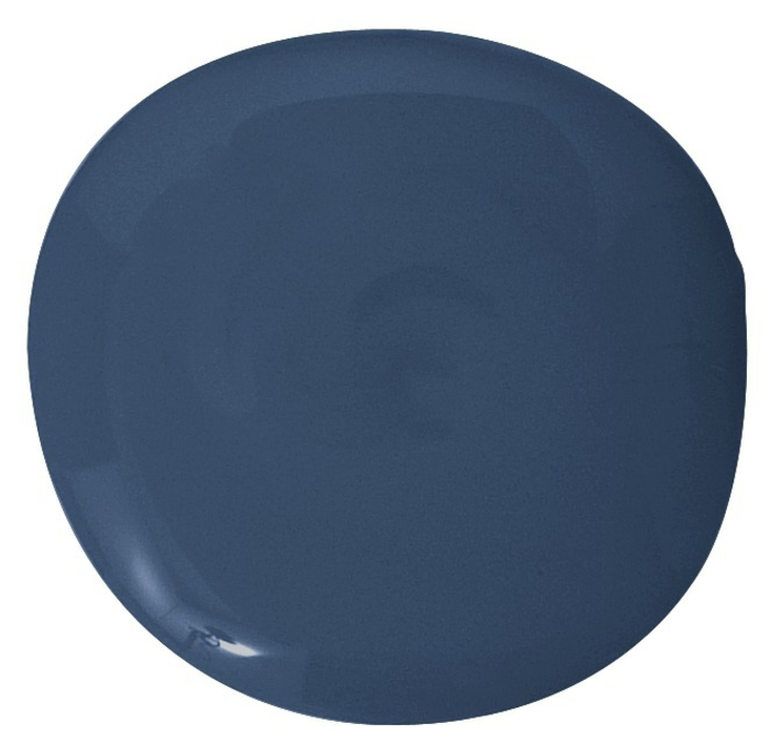 wandfarben wandfarbe palette beispiele dunkel blau beispiel