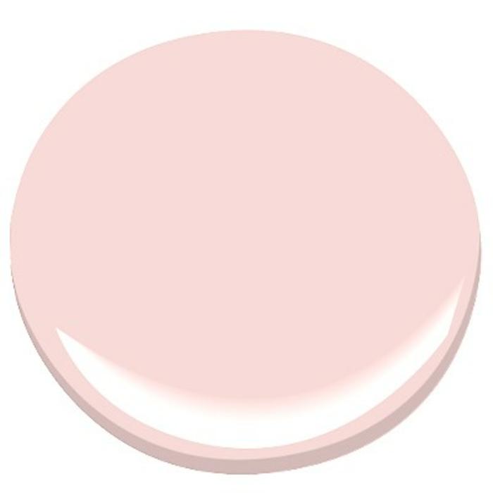 wandfarben palette beispiele rosa balletschuhe