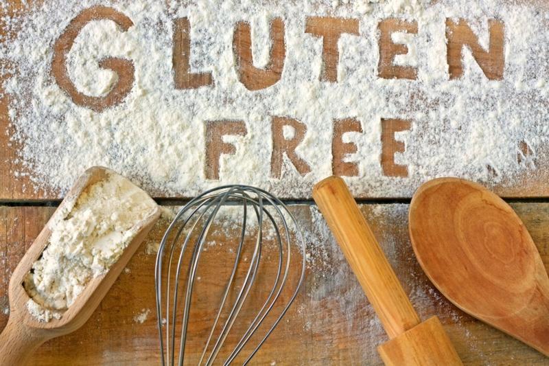 was ist gluten glutenfrei backen hausgemachtes Brot gesunde Ernährung Tipps