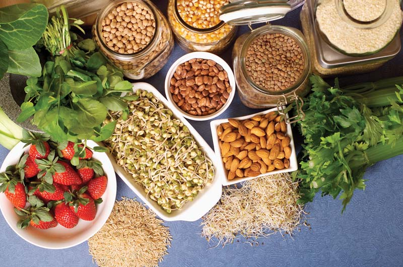 was ist gluten glutenfreie Ernährung glutenfreie Lebensmittel Liste