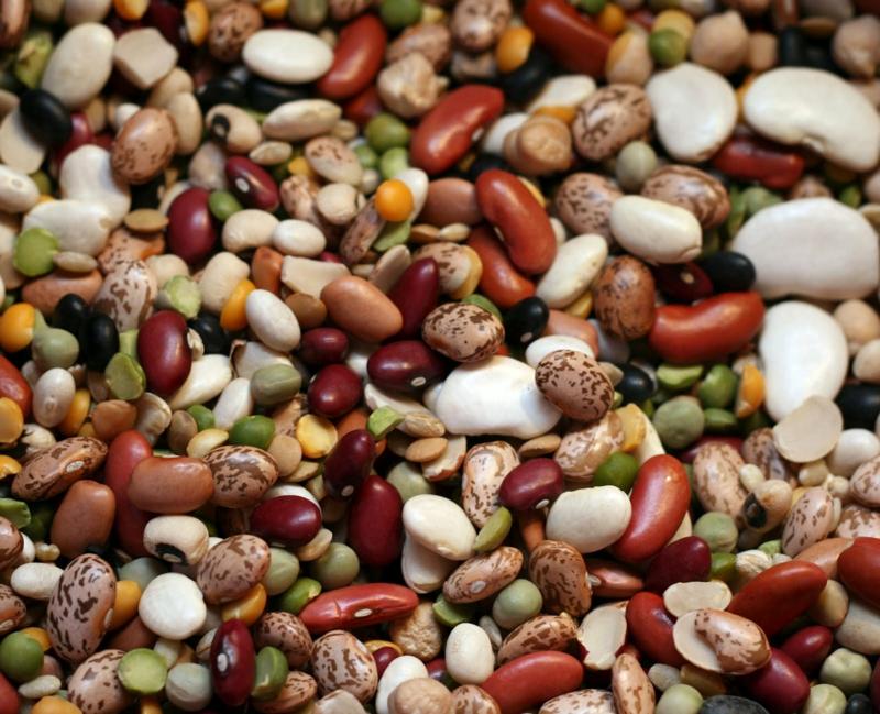 was ist gluten glutenfreie Lebensmittel Bohnen glutenfreie Ernährung