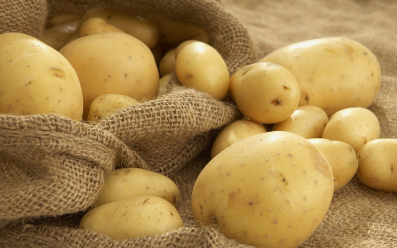 was ist gluten glutenfreie Lebensmittel Kartoffeln glutenfreie Ernährung