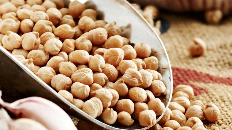 was ist gluten glutenfreie Lebensmittel Liste Kichererbsen glutenfreie Ernährung