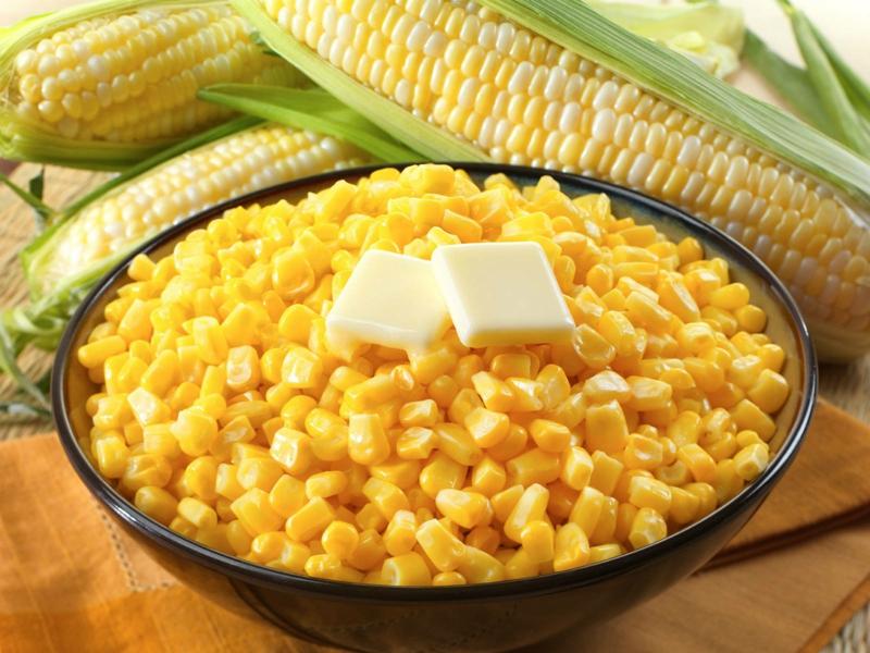 was ist gluten glutenfreie Lebensmittel Liste süßer Mais glutenfreie Ernährung