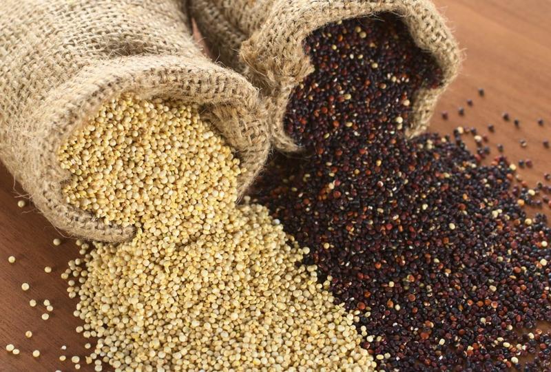was ist gluten glutenfreie Lebensmittel Quinoa glutenfreie Ernährung