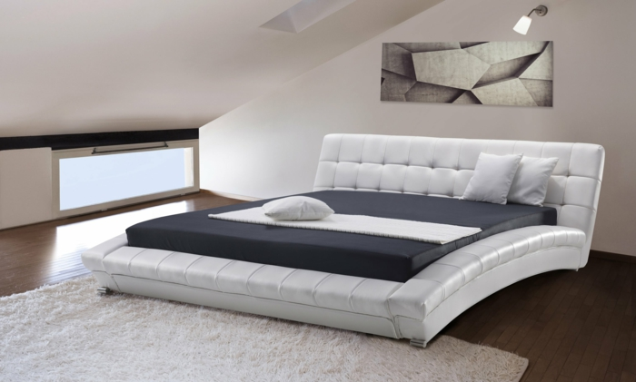 die wahrheit ber das wasserbett pro und contra. Black Bedroom Furniture Sets. Home Design Ideas