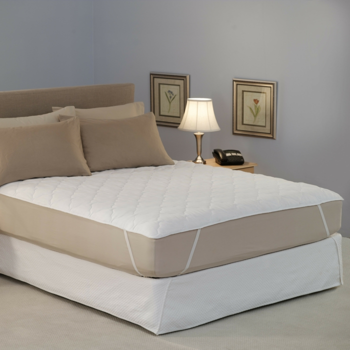die wahrheit ber das wasserbett pro und contra. Black Bedroom Furniture Sets. Home Design Ideas