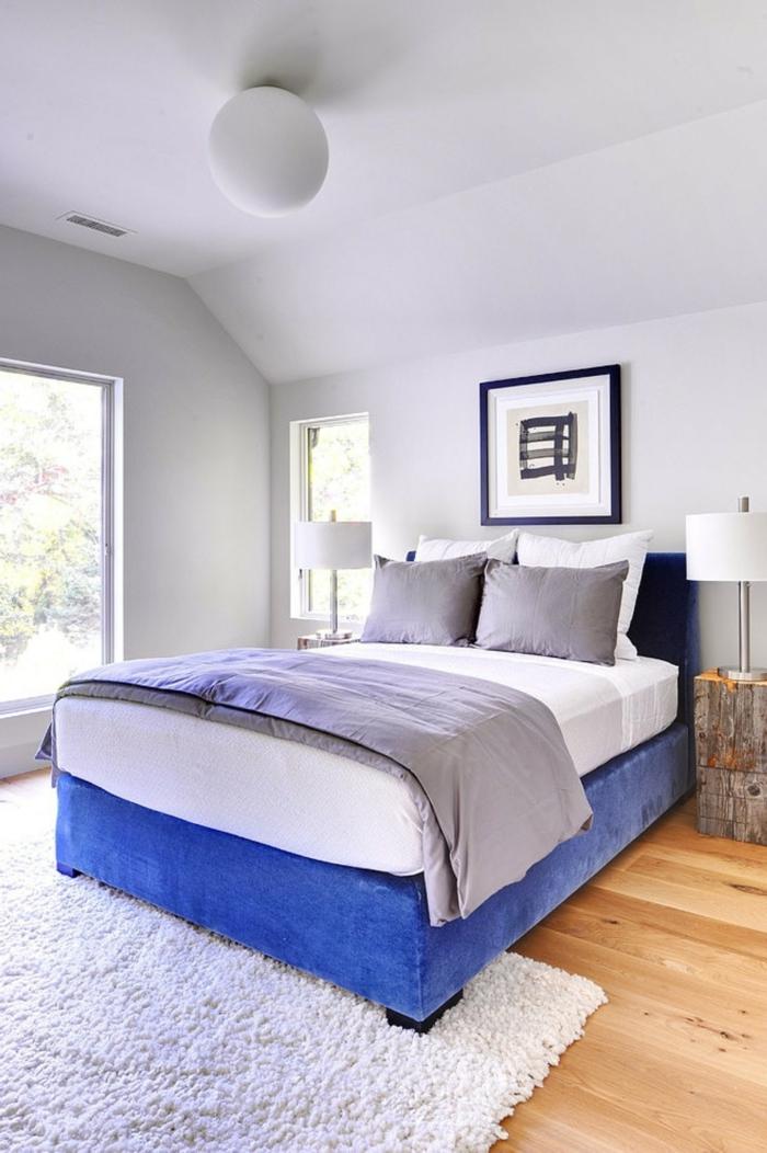 Beautiful Teppich Im Schlafzimmer Gallery Home Design