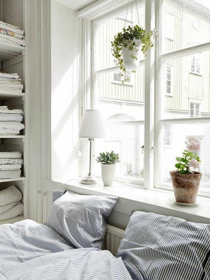 Deko Fensterbank Schlafzimmer ~ Kreative Bilder Für Zu Hause, Schlafzimmer  Entwurf