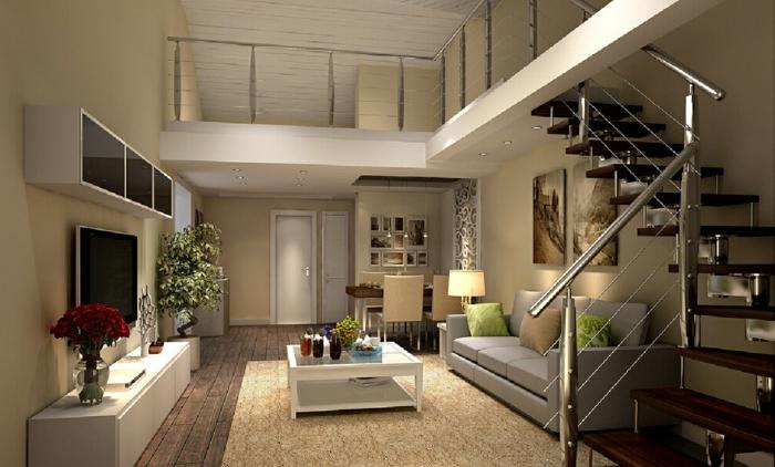 wohnideen wohnzimmer bilder teppich hellgelbe wände holzboden rote rosen grüne dekokissen