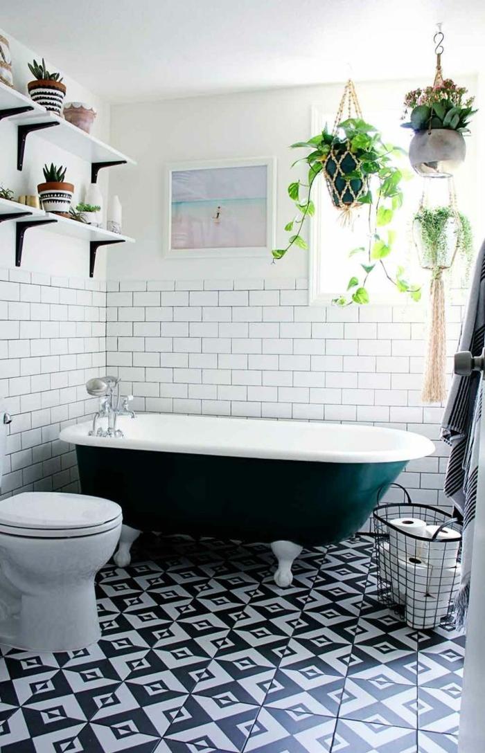 mit zimmerpflanzen das zuhause dekorieren 60 beispiele wie sie das verwirklichen. Black Bedroom Furniture Sets. Home Design Ideas