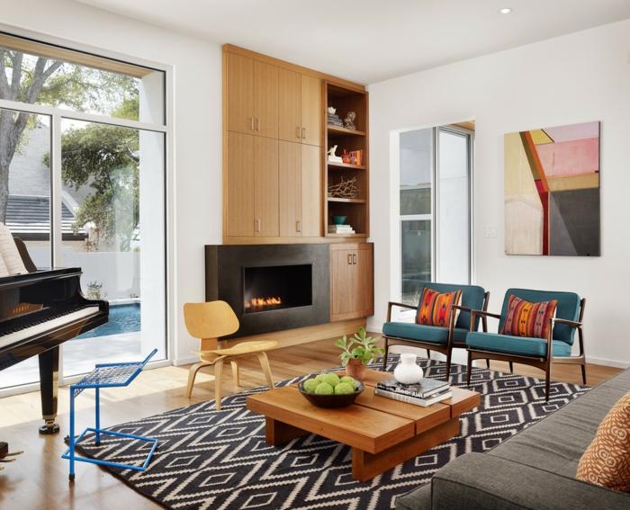 Schön Idee Fur Wohnung Einrichten Moderner Designer Funktionalitat ...