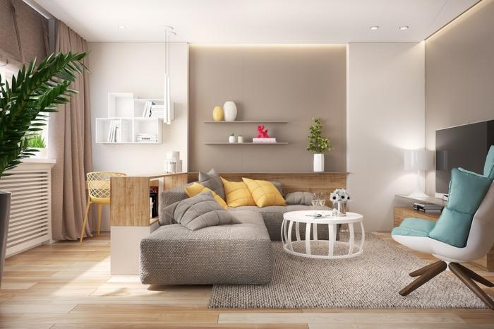 Wohnzimmer gestalten beige  Nauhuri.com | Wohnzimmer Einrichten Beispiele ~ Neuesten Design ...